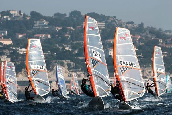 11ème édition de la Med Cup Windsurf à Marseille