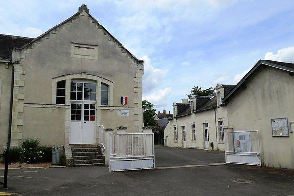 L'école Jules Ferry à Selles-sur-Cher dans le Loir-et-Cher est restée fermée après le 11 mai 2020.
