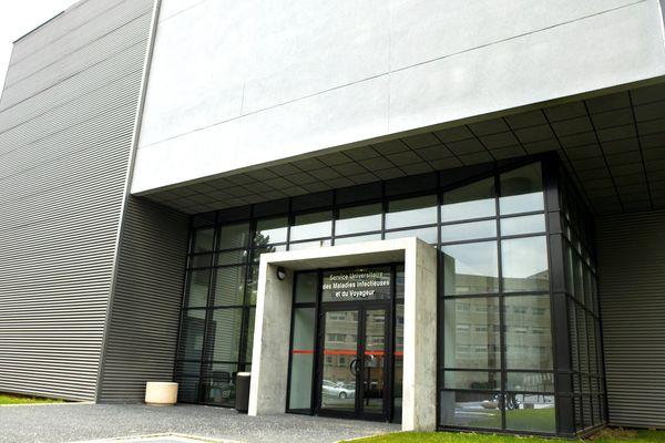 Le centre des maladies infesctieuses du CH Dron à Tourcoing