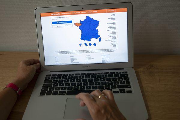 Les escrocs utilisaient des fausses annonces sur le site Le Bon Coin