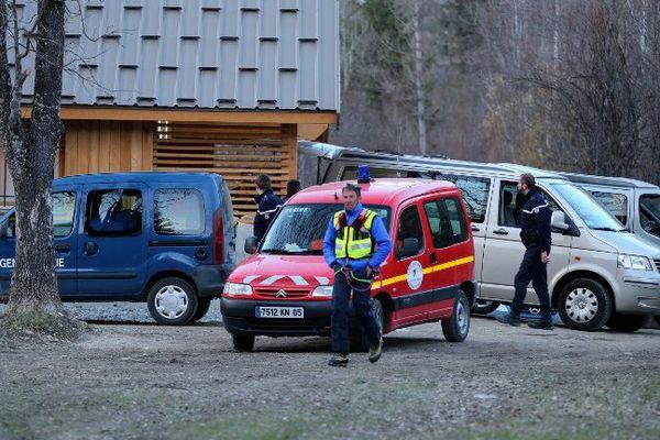 23 sapeur-pompiers ont été dépêchés sur place.