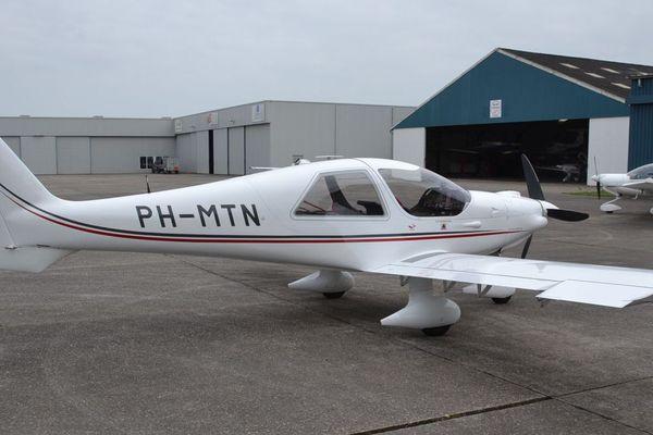 Les deux pilotes ont d'ores et déjà acheté leur avion, un MCR-4S qui est en cours de modification. Photo d'illustration.