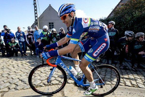 Antoine Demoitié, le 25 mars.