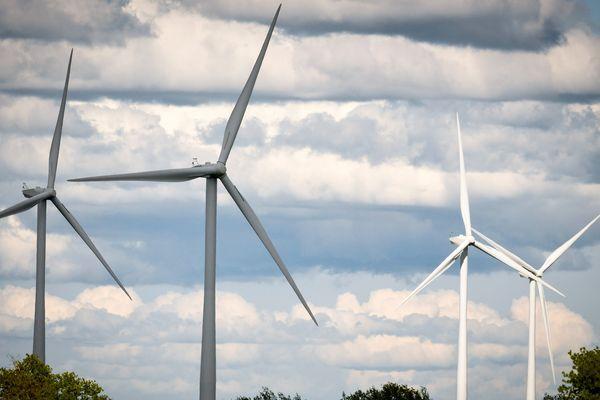 Image d'illustration d'éoliennes