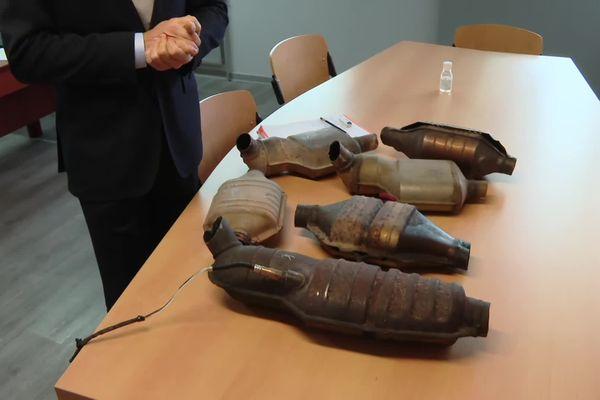 La police de la Vienne a déjà reçu une douzaine de plaintes depuis le début du mois de septembre