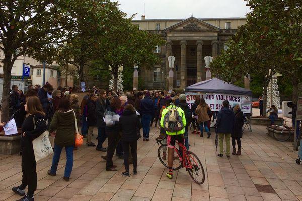 """Rassemblement """"Nous Toutes"""" à Limoges"""