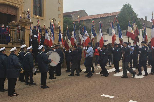 Vendredi 7 juin 2019, le préfet de la Moselle, Didier Martin et de nombreuses personnalités ont rendu hommage aux victimes mosellanes du massacre d'Oradour-sur-Glane.