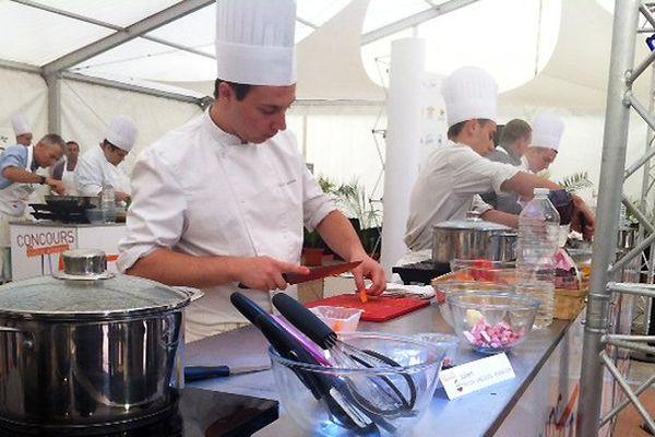 Concours national de cuisine amateur - Sedan (2013)