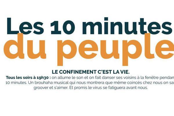 Les 10 minutes peuple