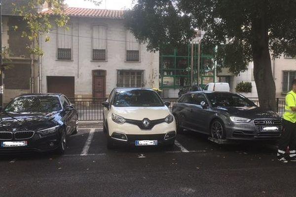 Une quinzaine de voitures ont été saisies à Perpignan - 15 octobre 2018