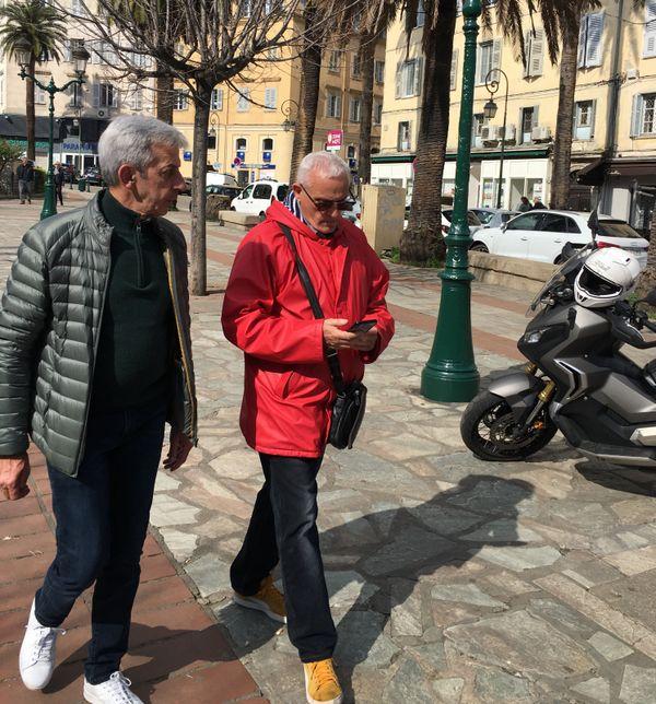 "Michel Ciccada, tête de liste ""Ajaccio-Ras-Le-Bol"""