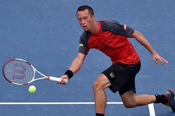 L'allemand Philipp Kohlschreiber classé 25e mondial, tête d'affiche de la 10e édition de l'Open de tennis d'Orléans