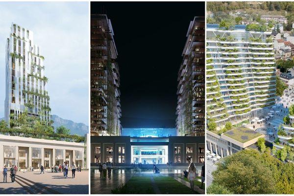 Trois projets sont soumis au vote jusqu'au 23 février.