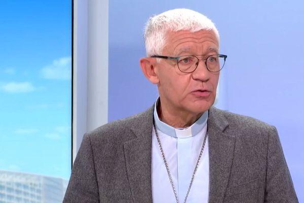 Mgr Luc Ravel, archevêque de Strasbourg, fait le point sur la situation dans les églises.