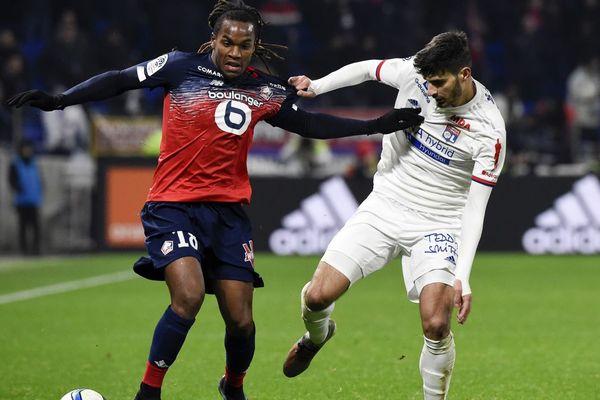 Lyon-LOSC le 3 décembre 2019
