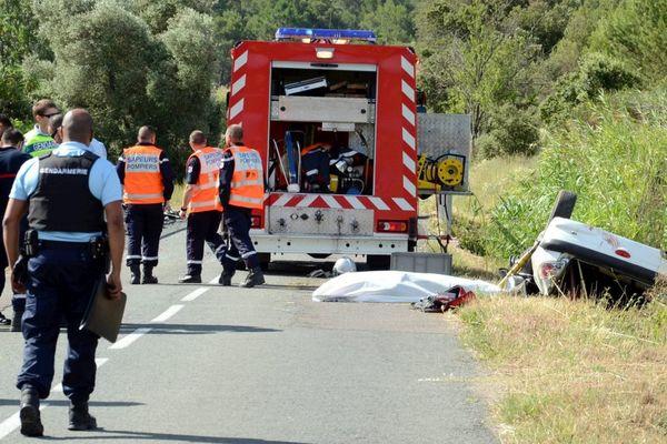 Sécurité routière : toujours trop de morts en Corse