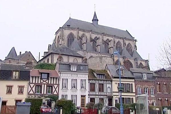 La ville de Pont de l'Arche est réputé pour son savoir-faire dans la chaussure.