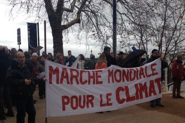 Rassemblement pour le climat à Vichy