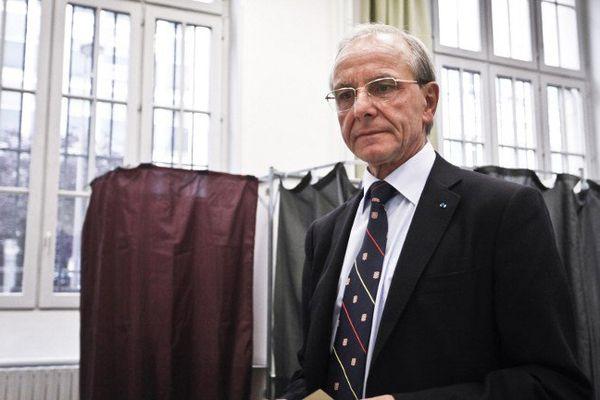 Axel Kahn (archive, juin 2012)