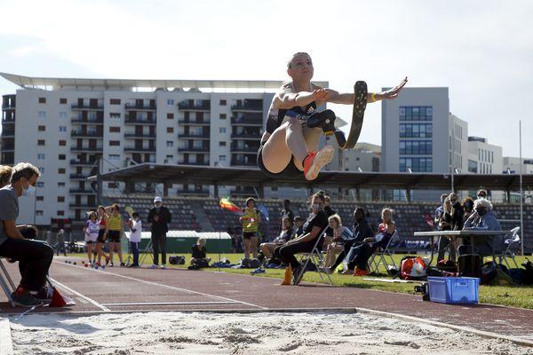 Marie-Amélie Le Fur participe cette année à ses derniers Jeux paralympiques