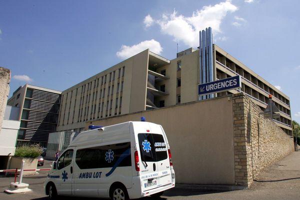 Illustration Hôpital de Cahors