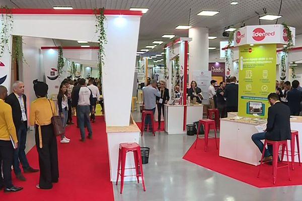 L'édition 2018 du salon professionnel avait rassemblé 1 600 visiteurs.