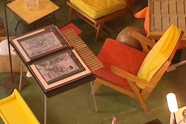 Salon du vintage au Palais d'Auron à Bourges