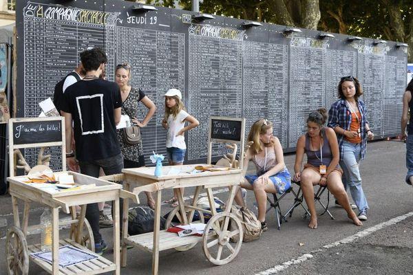 Chalon dans la rue : Place des publics