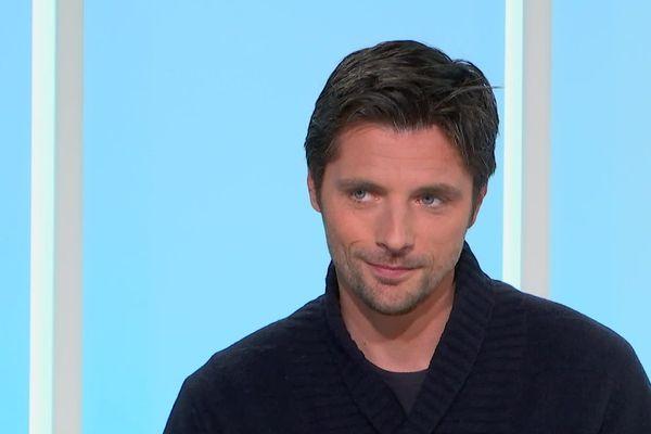 """Raphaël Personaz joue le rôle d'Antoine Leyris dans """"Vous n'aurez pas ma haine""""."""