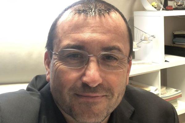 Christophe Dietrich, maire de Laigneville (60).