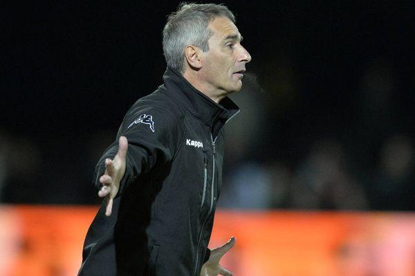 Denis Zanko, l'entraineur du Stade Lavalllois