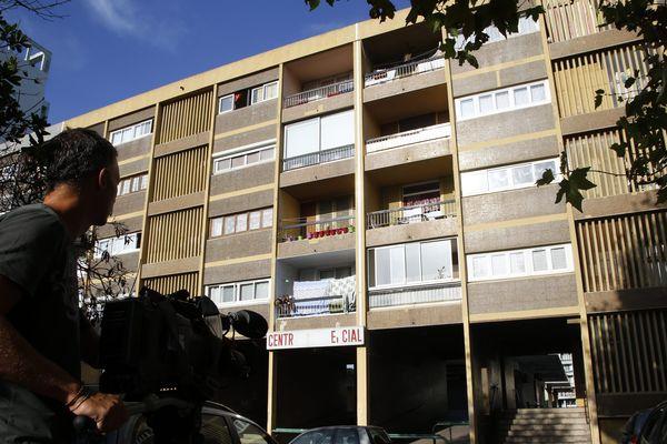 La cité de la Maurelette a déjà fait la Une de l'actualité avec une tentative de meurtre en aout 2017.
