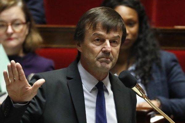 Le ministre de la Transition écologique a annoncé sa démission mardi 28 août sur France Inter