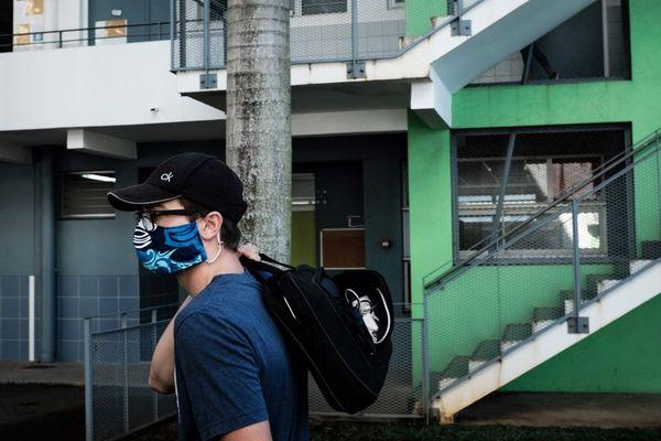 Les lycéens recevront deux masques lavables à la rentrée de septembre 2020. (Image d'illustration)