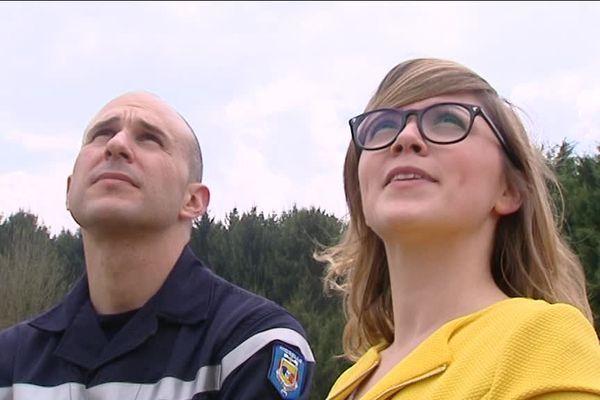Les pompiers de Moselle s'intéressent aux drones en partenariat avec la startup Eznov basée à Metz
