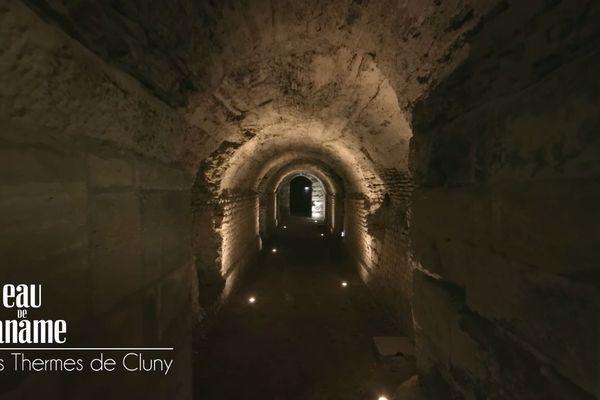 A cette époque, Lutèce est dotée des thermes gallo-romains de Cluny. Les vestiges antiques les plus monumentaux du nord de l'Europe.
