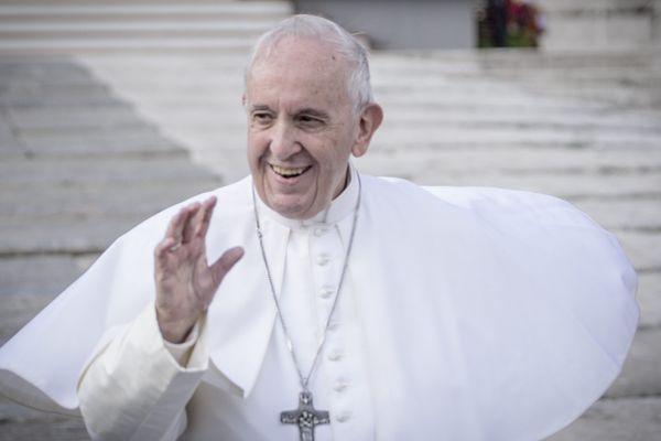 Le Pape François, le 31 octobre 2018 au Vatican.
