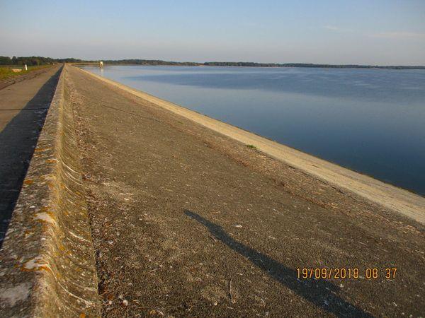 Réservoir seine (lac de la foret d'orient)