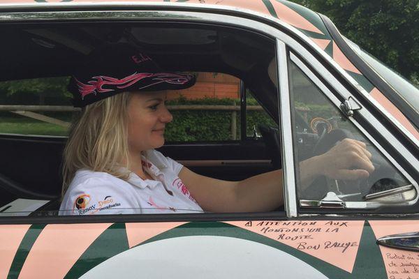 En route pour le Rallye des Princesses