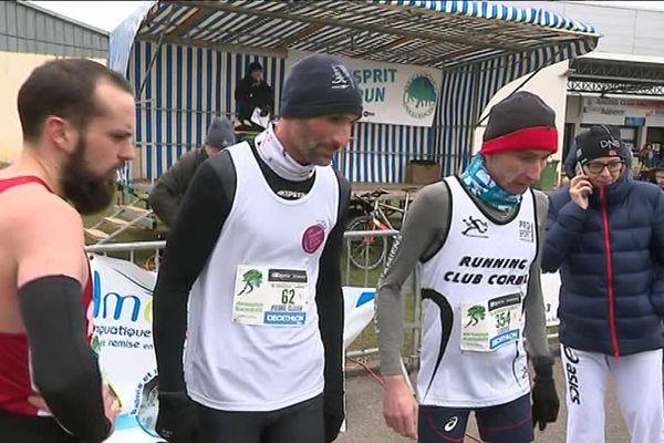 Le semi-marathon de la coulée verte fêtait son dixième anniversaire cette année 2018.