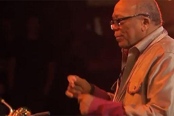 Quincy Jones à Jazz à Vienne