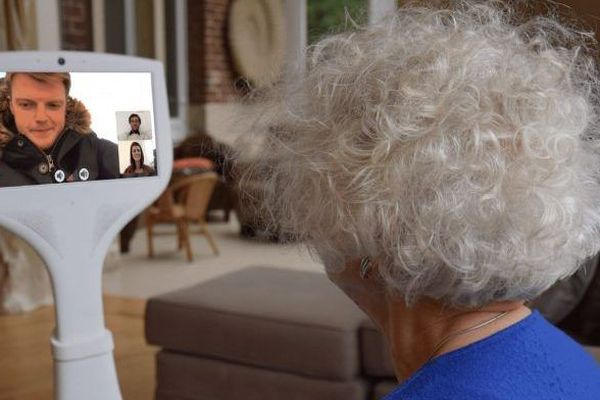 Des robots interactifs et autonomes, mis gratuitement à la disposition des Ehpad du Nord