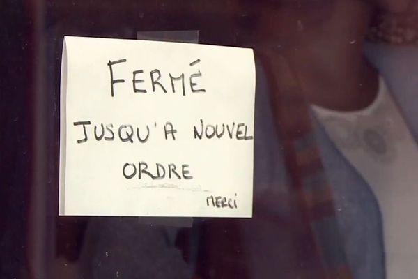La fermeture obligatoire des établissements a été fatale a beaucoup de commerces et d'activités en Dordogne