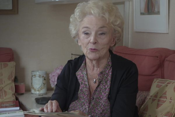 Mona Ozouf, distinguée par la Légion d'honneur
