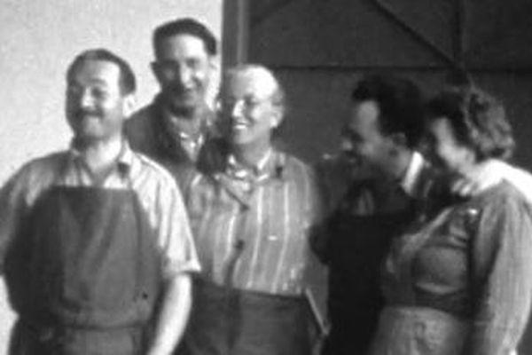 Qui sont ces ouvriers, où travaillaient-ils et à quelle époque ?