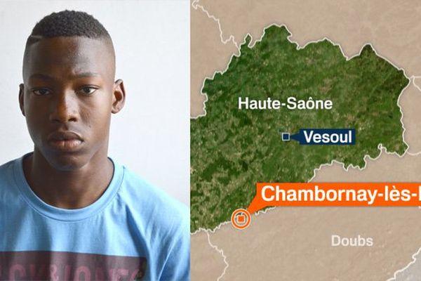 Paul Masson, 13 ans, a disparu de Chambornay-les-Pins, en Haute-Saône, il pourrait se trouver à Besançon