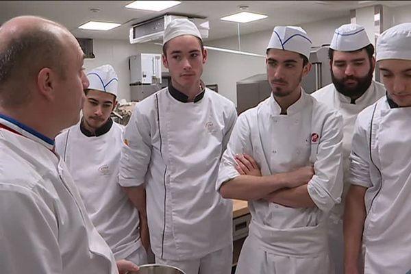 Philippe Hermenier, meilleur boulanger de France livre les secrets de sa baguette tradition