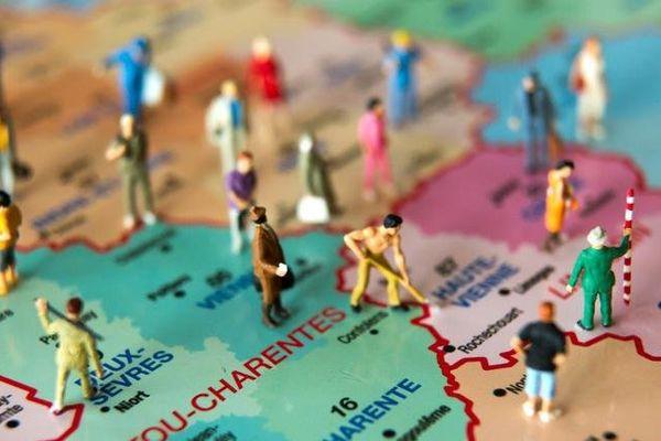 L'Assemblée nationale a adopté en deuxième lecture une carte de la France à 13 régions, mercredi 19 novembre.