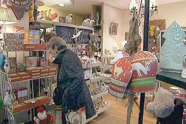 A J-3 avant Noël, c'était la foule des grands jours dans les commerces dijonnais.