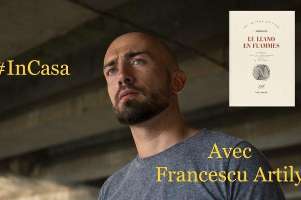 Francescu Artily nous dit tout le bien qu'il pense de Le llano en flammes, de Juan Rulfo